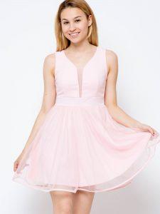 b20fddb546 Opublikowany 2 stycznia 2018 przez modnisia. sukienka koktajlowa różowa